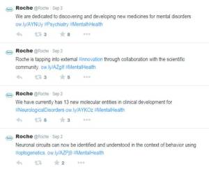 Screenshot from @Roche